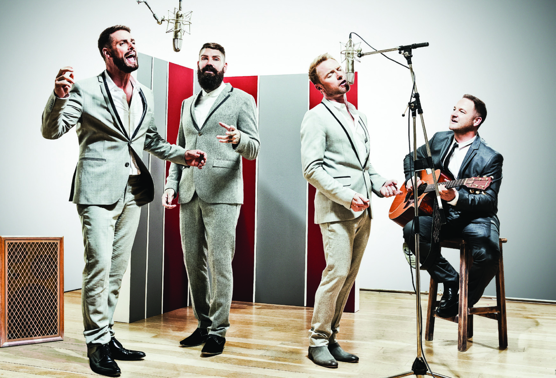 Boyzone to headline at Newton Abbot Racecourse on Sunday 28 June