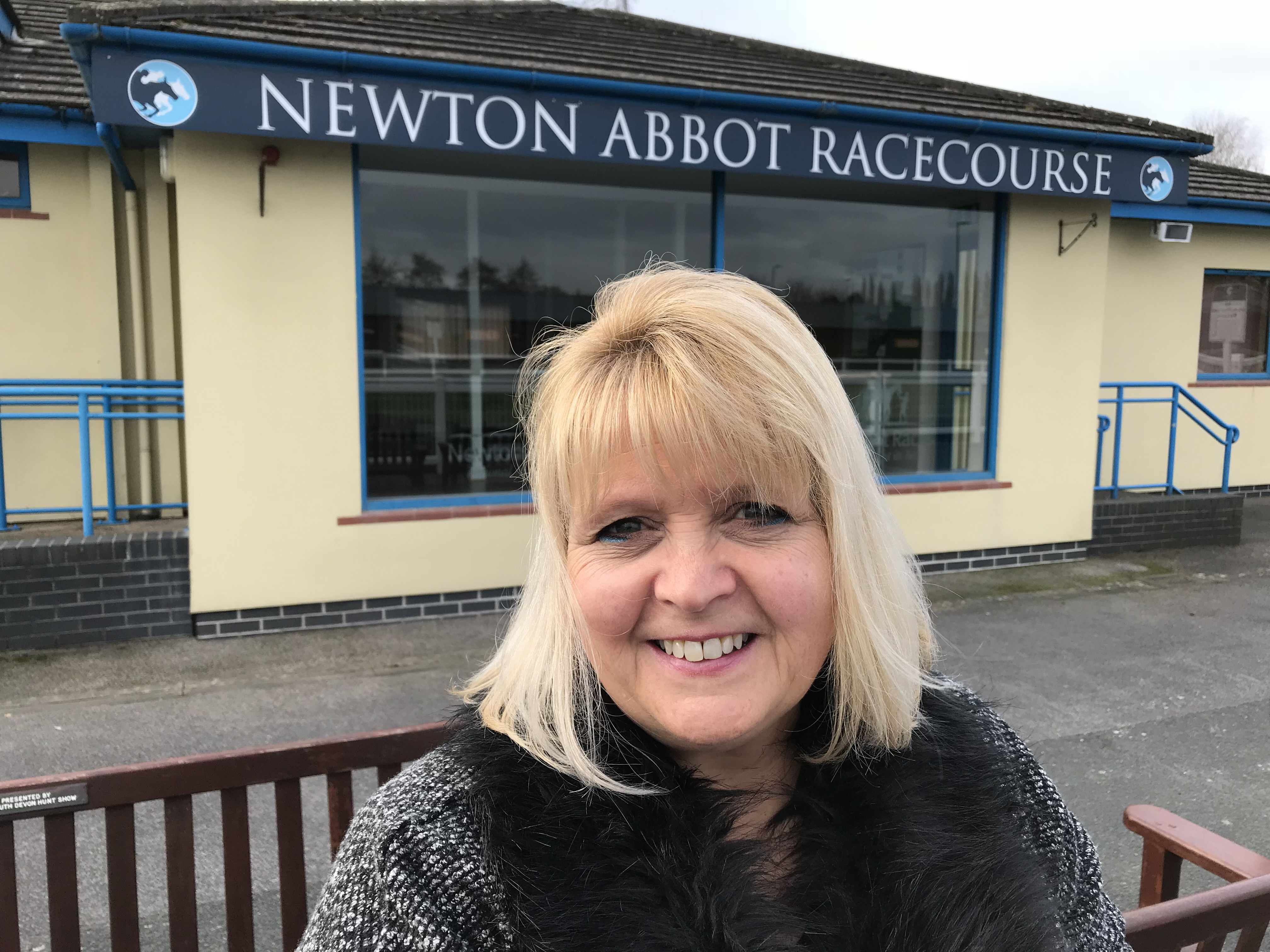 Jenny Paton - Newton Abbot Racecourse Business Development Manager