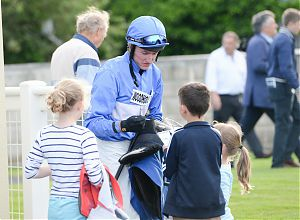 Horseracing at Newton Abbot Racecourse