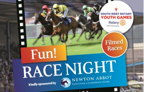 Fun Race Night - Filmed Races at Newton Abbot Racecourse